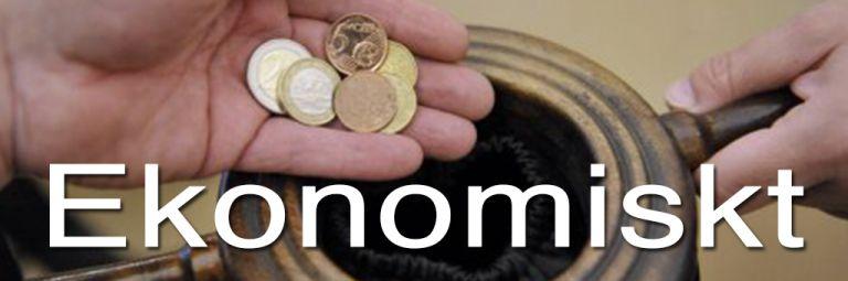 Knapp ekonomiskt
